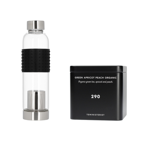 Zestaw Butelka Asobu Ice-T 2 Go + Herbata Teministeriet 290