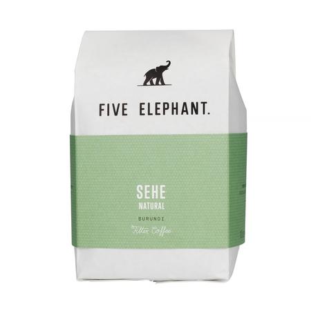 Five Elephant - Burundi Sehe Filter