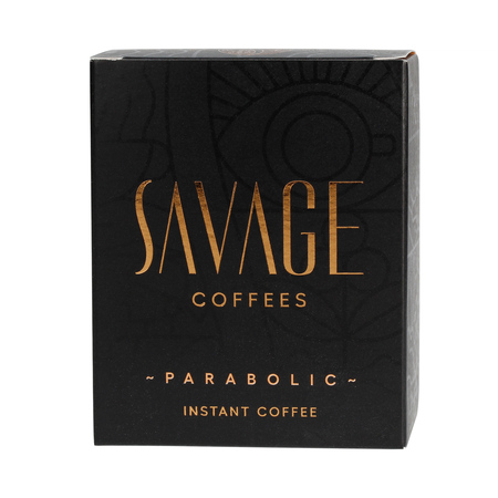 Savage Coffees - Parabolic Instant Geisha - 7 saszetek