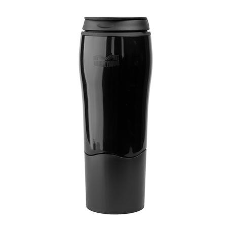 Mighty Mug GO Czarny - Kubek 470 ml