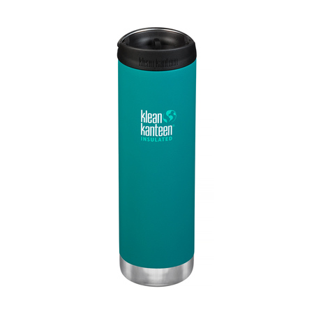 Klean Kanteen - Butelka termiczna TKWide Vacuum Insulated - Emerald Bay 592ml