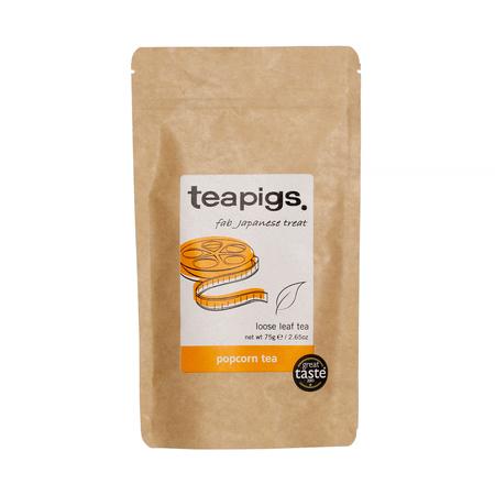 teapigs Popcorn herbata sypana 75g