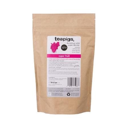 teapigs Super Fruit herbata sypana 200g