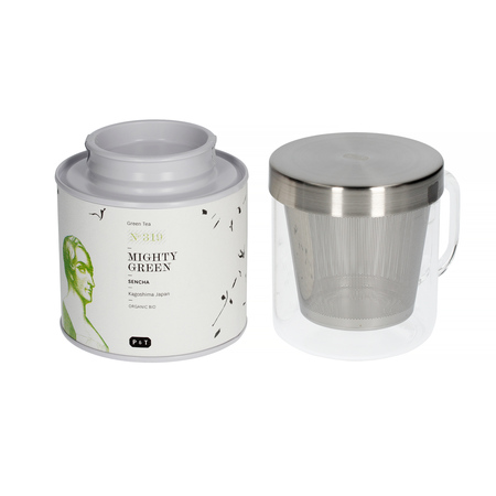 Paper & Tea - Zestaw - Daily Brewing Set Green