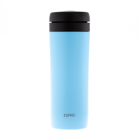 Espro - Travel Coffee Press 350ml - Sky Blue