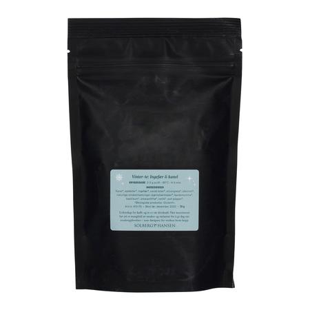 Solberg & Hansen - Herbata sypana - Vinter-te Ginger & Cinnamon