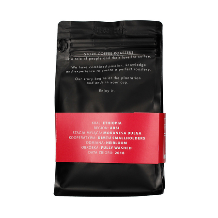 Story Coffee Roasters - Ethiopia Mokanesa Filter