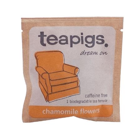 teapigs Chamomile Flowers - Koperta