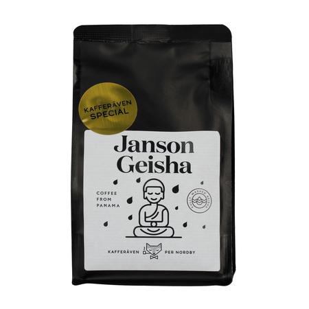 Royal Beans: Per Nordby - Panama Janson Geisha Washed