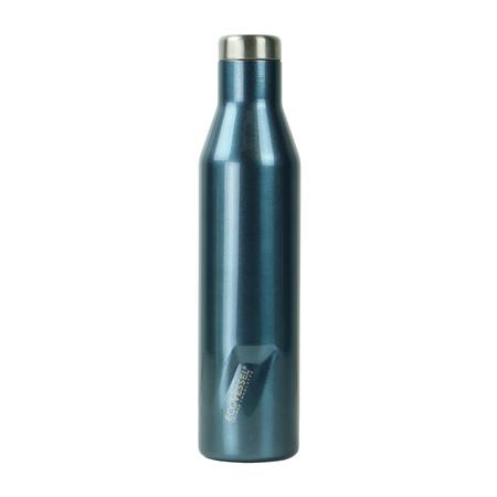 EcoVessel - Butelka termiczna Aspen - Niebieska 750 ml