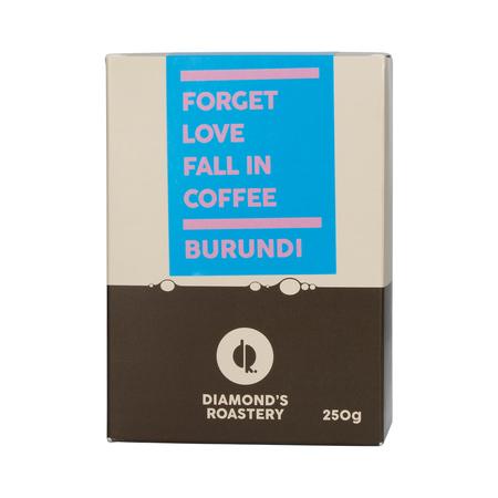 Diamonds Roastery Burundi Gitwe lot 74 Washed Bourbon FIL 250g, kawa ziarnista (outlet)