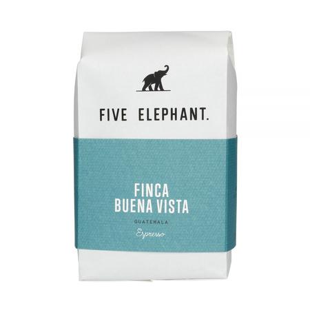 Five Elephant - Guatemala Finca Buena Vista Caturra Espresso