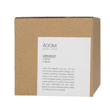 Aoomi - Luna Mug 01 - Kubek 400ml