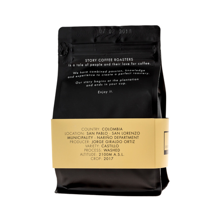 Story Coffee Roasters - Colombia El Arroyo Filter
