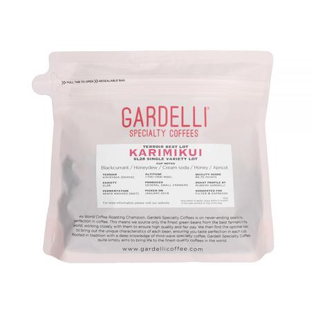 Gardelli Specialty Coffees - Kenya Karimikui