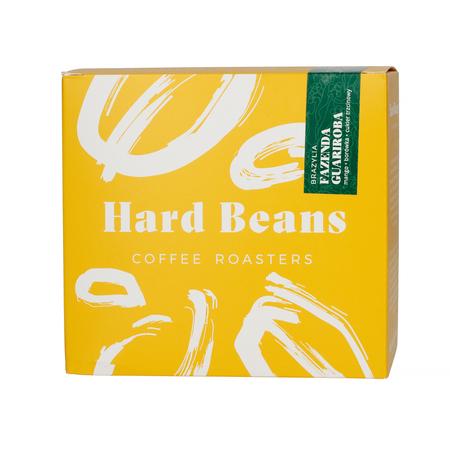Hard Beans - Brazylia Guariroba Best Sancup Filter