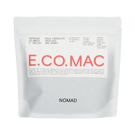 Nomad Coffee - Colombia El Macizo Espresso