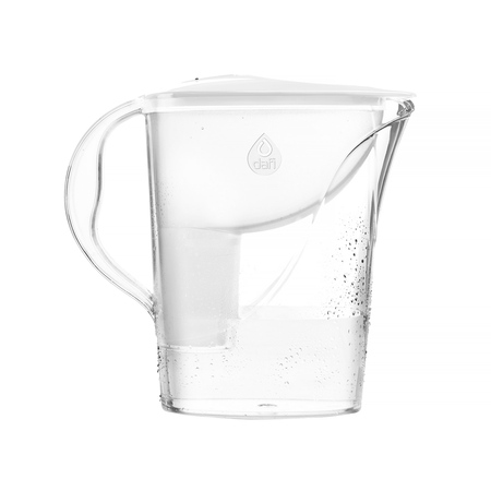 Dafi dzbanek filtrujący START Classic 2,4L biały (outlet)