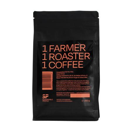 April Coffee - Sustainable Kenya Kiambu Mas Omniroast