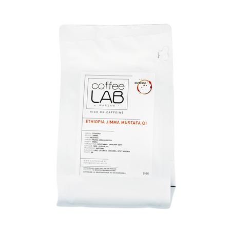 Coffeelab - Etiopia Jimma Mustafa Q1 Espresso