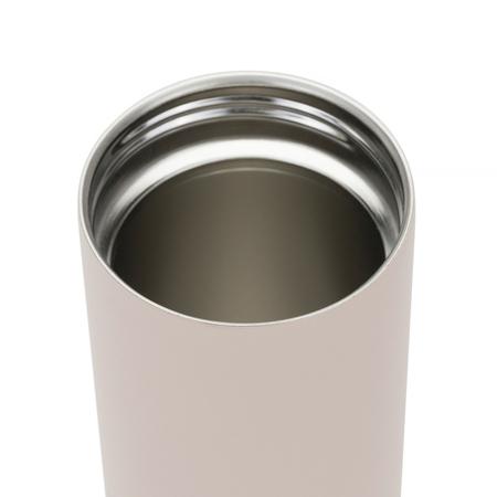 MiiR - Wide Mouth Bottle Pudrowa - Butelka termiczna 590 ml