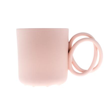 ENDE - Kubek 250ml - Twist z różowej porcelany