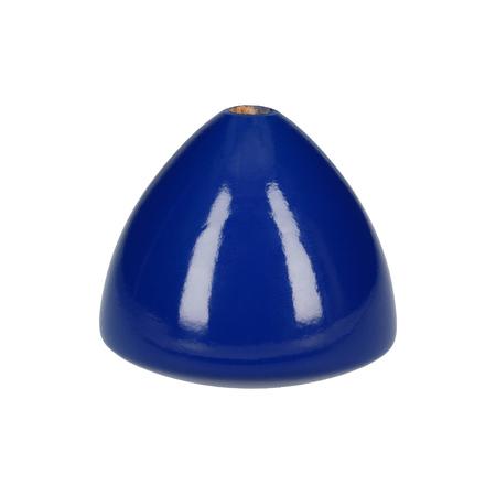 Comandante Standard Knob - Drewniana gałka standard - Niebieski