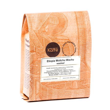 Kaffe 2009 - Etiopia Wolichu Wachu Washed