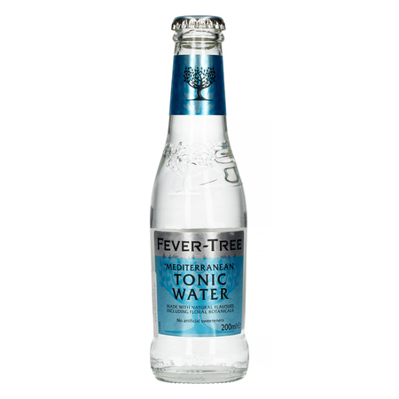 Fever-Tree - Mediterranean Tonic Water - Napój 200 ml