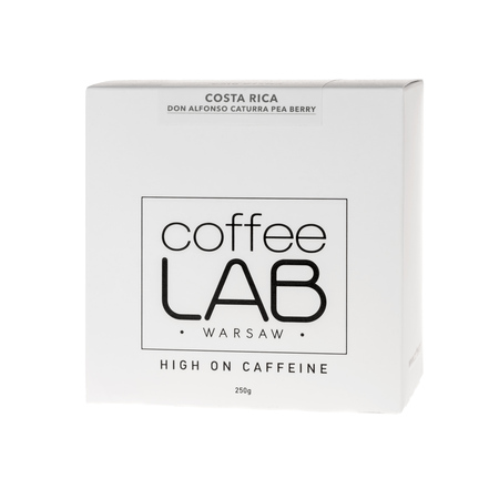 Coffeelab - Kostaryka Don Alfonso Caturra Peaberry