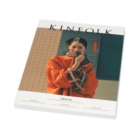 Magazyn Kinfolk #32: Tokyo