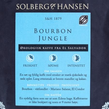 Solberg & Hansen - Costa Rica La Bandera