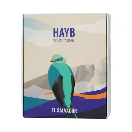 HAYB Salwador Usultan Los Pirineos Lot 16 Black Honey FIL 250g, kawa ziarnista (outlet)