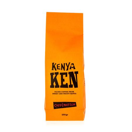 Caffenation Filter - KEN Kenya Gakuyu-ini AA