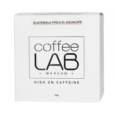 Coffeelab - Gwatemala Finca El Aguacate