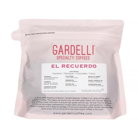 Gardelli Specialty Coffees - Guatemala El Recuerdo