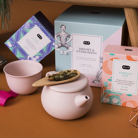Paper & Tea - Zestaw - Bright & Energizing Set