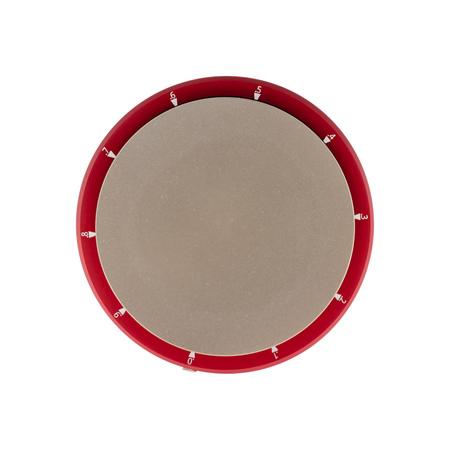 Clockwork Espresso - PUSH Tamper - Czerwony