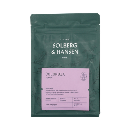 Solberg & Hansen - Colombia Timana