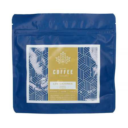 Royal Beans: Autumn Coffee - Panama Los Lajones 125g