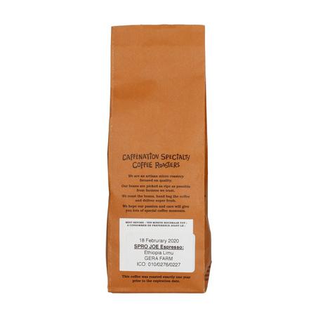 Caffenation - SPRO JOE Ethiopia Limu Gera Farm Espresso