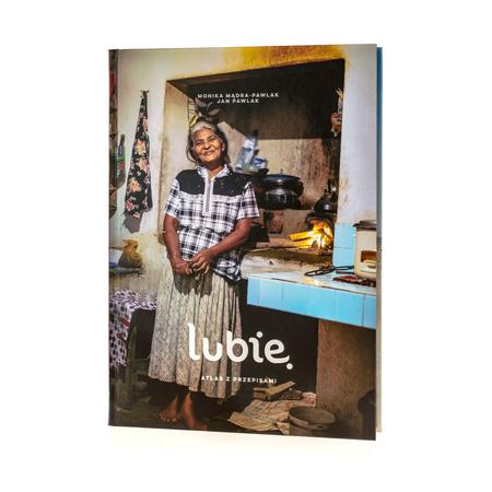 Książka Lubię. Atlas z przepisami - Monika Mądra-Pawlak i Jan Pawlak