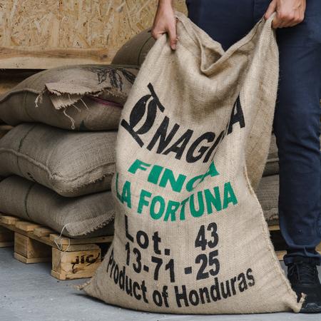 COFFEE PLANT - Honduras La Fortuna Espresso 250g