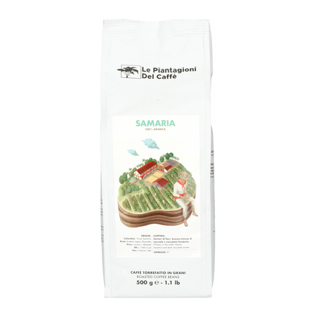 Le Piantagioni del Caffe - Kolumbia Samaria 500g