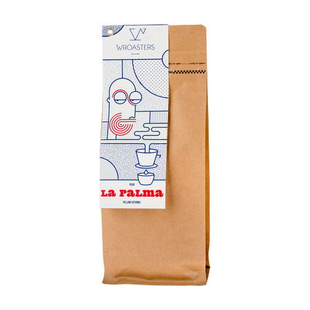 Wroasters - Peru La Palma