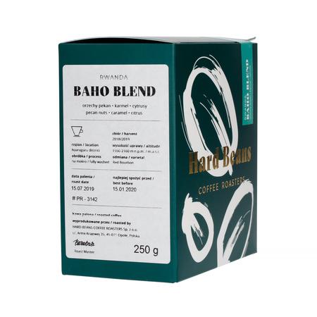 Hard Beans - Rwanda Baho Blend
