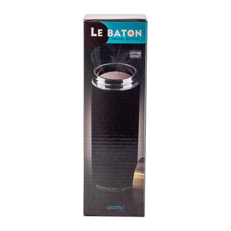 Asobu - Le Baton Travel Bottle Gold - Butelka termiczna 500ml
