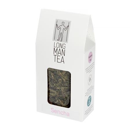 Long Man Tea - Sencha - Herbata sypana - 80g