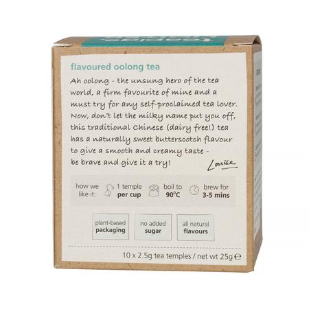 Teapigs - Milk Oolong - 10 piramidek