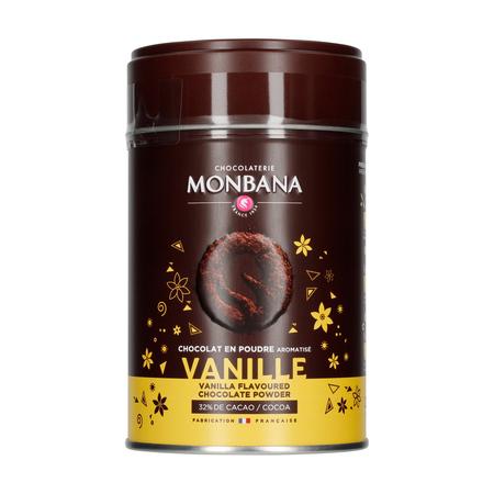 Monbana czekolada w proszku Vanille 250g